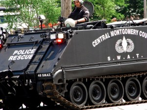 Montco Urban Assault Vehicle